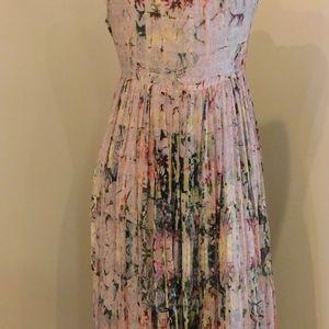 7bce93d19126d Anthropologie Dresses - NWT ~ BHANUNI BY JYOTI 10 Cydney Tiered Maxi Dress